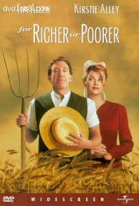 For Richer Or Poorer Cover