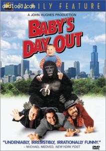Baby's Day Out Cover