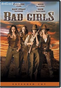 Bad Girls: Extended Cut Cover