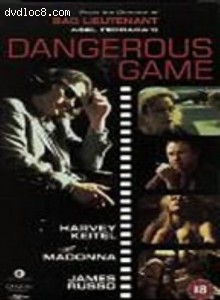 Dangerous Game Cover
