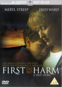 ...First Do No Harm Cover