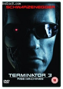 Terminator 3: Rise of the Machines (Two Disc Set) Cover