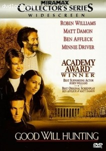 Good Will Hunting - Collector's Edition