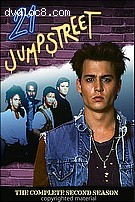 21 Jump Street: Season Two Cover