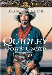 Quigley Down Under Cover