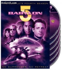 Babylon 5 - The Complete Fourth Season