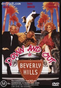 Down And Out In Beverly Hills Cover