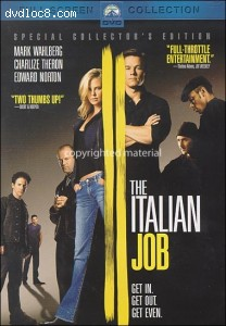 Italian Job, The (Fullscreen)