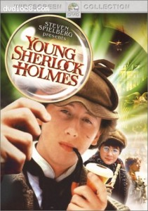 Young Sherlock Holmes Cover