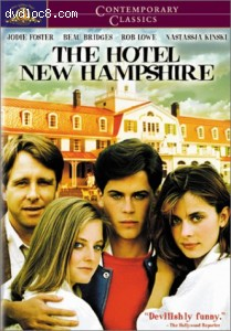Hotel New Hampshire, The Cover