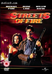 Streets Of Fire Cover