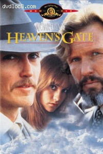 Heaven's Gate Cover