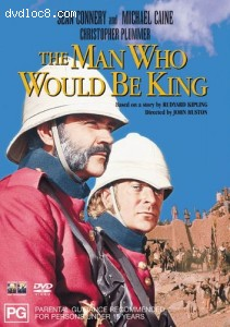 Man Who Would Be King, The Cover