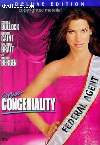 Miss Congeniality (Deluxe Edition) Cover