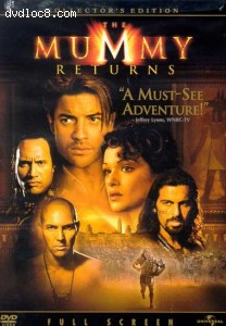 Mummy Returns, The: Collector's Edition (Full Screen)