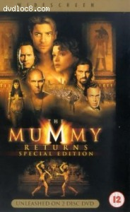 Mummy Returns, The (2 disc set)
