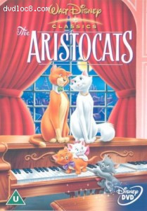 Aristocats, The Cover