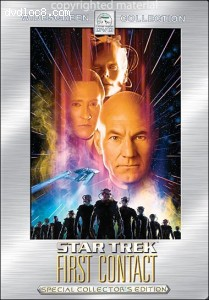 Star Trek: First Contact - Special Collector's Edition Cover