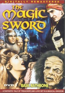 Magic Sword, The Cover