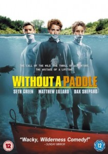 Without A Paddle Cover