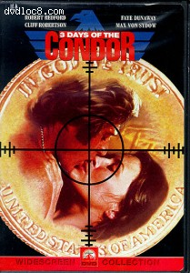 3 Days Of The Condor Cover