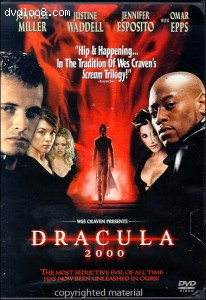Dracula 2000/ Tale Of The Mummy (2-Pack) Cover
