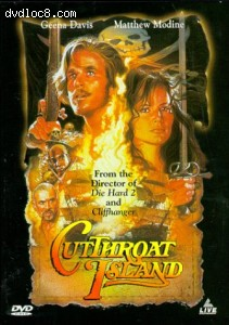 Cutthroat Island (Widescreen Edition) Cover