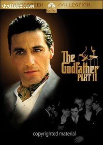 Godfather: Part II, The Cover