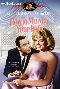 How To Murder Your Wife Cover
