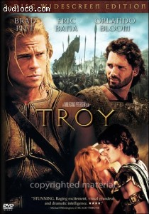 Troy (Widescreen) Cover