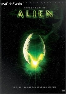 Alien - The Director's Cut (Collector's Edition) Cover
