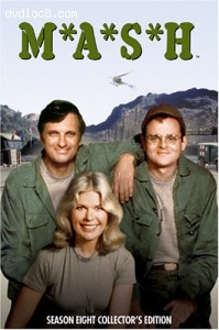 M*A*S*H - Season Eight (Collector's Edition) Cover