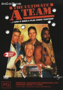 A-Team, The-Volume 1 Cover