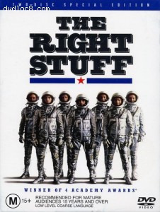 Right Stuff, The: Special Edition