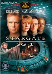 Stargate SG1-Season 3, Vol. 3 Cover