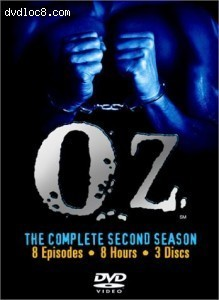 Oz - The Complete 2nd Season