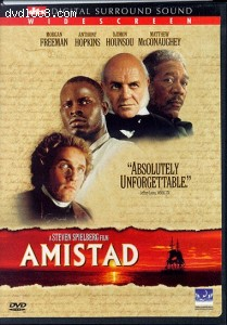 Amistad (DTS) Cover