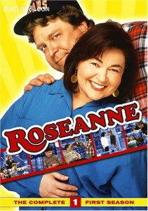 Roseanne: The Complete First Season Cover