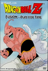 Dragon Ball Z: Fusion - Play For Time Cover