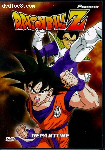 Dragon Ball Z: Departure Cover