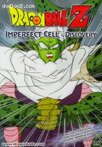 Dragon Ball Z: Imperfect Cell - Discovery Cover
