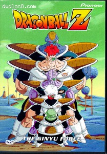 Dragon Ball Z: The Ginyu Force