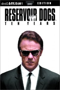 Reservoir Dogs - 10th Anniversary Special Edition - Mr White Cover