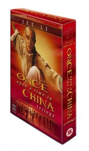 Once Upon a Time in China Trilogy Cover