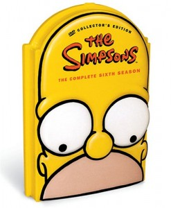 Simpsons, The: The Complete 6th Season