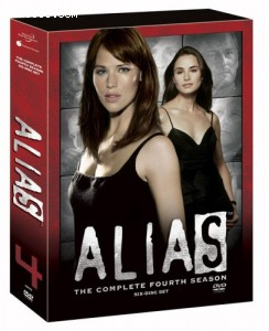Alias - The Complete 4th Season