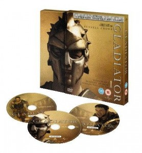Gladiator: Extended Special Edition Cover
