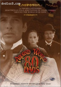 Around the World in 80 Days (Miniseries) Cover