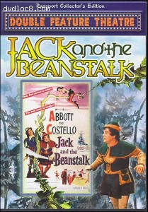 Jack and the Beanstalk Cover