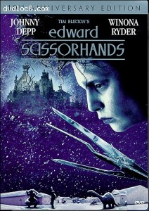 Edward Scissorhands (Widescreen)